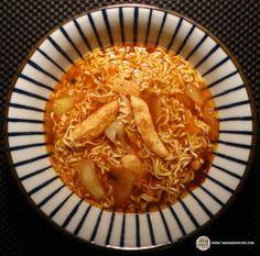 Meet The Manufacturer: #1262: Mi ABC Mi Cup Rasa Kari Ayam Chicken Curry Flavour | The Ramen Rater
