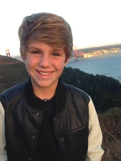 July 13 2014 the time MattyBRaps came to SanFran <3