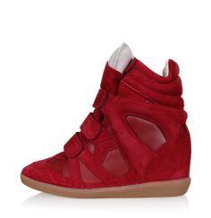 Kultige Sneakers BURT der französischen Designerin Isabel Marant.