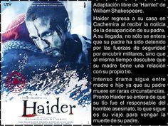 Cine Bollywood Colombia: HAIDER