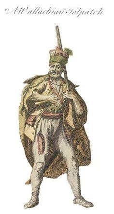 A Wallachian Tolpatch, 17th century