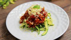 Spaghetti de Abobrinha | Chef Carrefour
