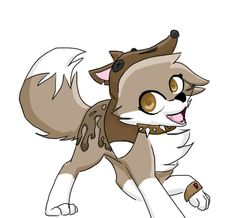 AJ fox thing by Animal Jam Drawings, Animal Sketches, Cute Baby Animals, Animals And Pets, Funny Animals, Animal Jam Play Wild, Arctic Wolf, Baby Clip Art, Anime Fnaf
