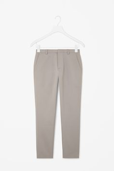 COS | Slim-fit cotton trousers