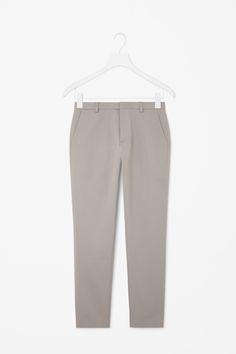 COS | Slim-fit cotton trousers