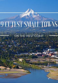 Where to touchdown in Cali, Oregon, and Washington