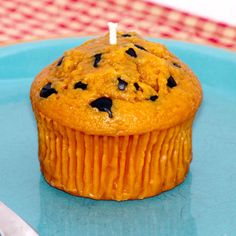 These candles smell delicious before they are even lit and also burn beautifully. Display them in your kitchen and add the fragrance of freshly baked muffins to your home.
