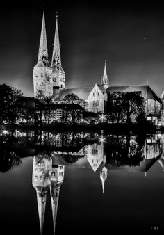 Old Cathedral by Jörn Brede on 500px