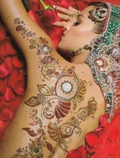 Henna on Pinterest | Henna Mehndi and Henna Mandala
