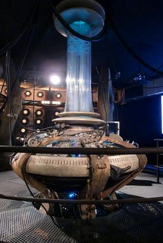 2005 TARDIS Interior by The Doctor Who Site, via Flickr
