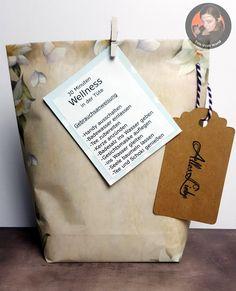Weiteres - 30 Minuten Wellness in der Tüte - Alles Liebe - ein Designerstück von Yvis-Craft-World bei DaWanda