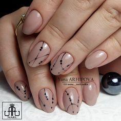 VK is the largest European social network with more than 100 million active users. Nail Art Hacks, Nail Art Diy, Easy Nail Art, Diy Nails, Fancy Nails, Cute Nails, Pretty Nails, Diy Nail Designs, Short Nail Designs