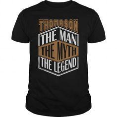 I Love THOMASON THE MAN THE LEGEND THING T-SHIRTS T shirts