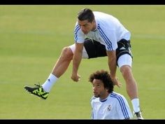 Real Madrid- Funny moments.