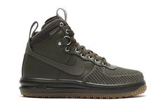 This Olive Nike Lunar Force 1 Duckboot Will Be Releasing This Fall