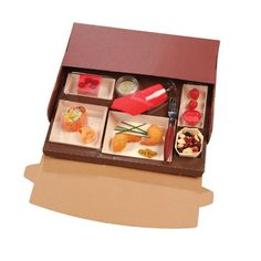 Cardboard Lunch Box - 25 Lunch Boxes