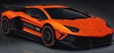 Lamborghini Adventador: tuning by GSC