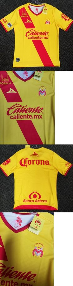 Soccer-International Clubs 2887: Monarcas Morelia Home Jersey 2017-18 Xl -> BUY IT NOW ONLY: $89.99 on eBay!