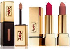 YSL Leather Fetish Fall 2014 Makeup Collection #YSLBeauty #Beauty2014 #MakeupNews #Beutynews #Cosmetic2014 #Beauty2014 #Makeup2014