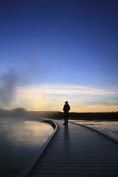 Grand Prismatic, Yellowstone National Park