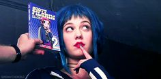 Mary Elizabeth Winstead  as Ramona Flowers- Scott Pilgrim Vs The World