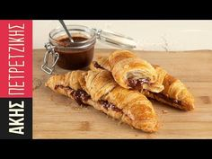 Μαρμελάδα μπανάνα, πορτοκάλι, σοκολάτα στη χύτρα ταχύτητας | Kitchen Lab by Akis Petretzikis - YouTube Recipies, Turkey, Sweets, Chicken, Meat, Food, Recipes, Turkey Country, Gummi Candy