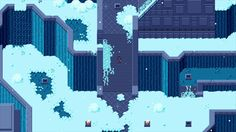 Titan Souls World Ref- Snow