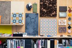 Harvard Art Museum: Materials Lab Workshop #pegboard