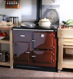 Esse Ironheart wood stove esse Cookers Pinterest Stove