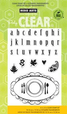 Placecard And Alphabet picture