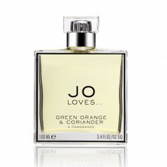 Jo Loves Green Orange & Coriander: You thought you loved #JoMalone ? But wait until you smell this! #JoLoves Green Orange & Coriander is utterly addictive on both women AND men! Read my review here: http://www.theperfumeexpert.com/jo-loves-green-orange-coriander-review/ #Perfume