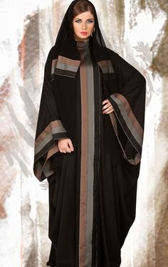 Latest Arabian Abayas for Women
