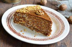 Peanut waffle cake # favorite recipes cooking food