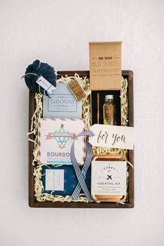 Groomsmen Gifts! Designed by That's Darlin'