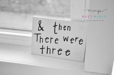 Handmade Sign for Maternity by MacyMariePhotography on Etsy, $5.25
