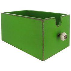 Green Wood Box Drawer | Shop Hobby Lobby