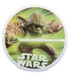 Yoda Cake Decoration - http://partyzone.com.au/boys-party-themes-star-wars-party-supplies-biggest-range-c-228_335.html