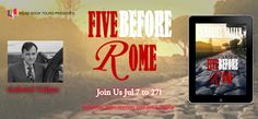 Stephanie Jane: Spotlight on Five Before Rome by Gabriel Valjan + ... Free Books, Good Books, Books To Read, Sisters In Crime, Book Corners, Personal History, Crime Fiction, First Novel, Book Title