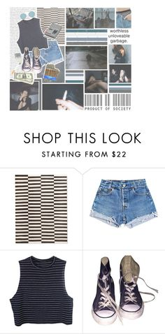 """""""disruptive youth"""" by altereas ❤ liked on Polyvore featuring GUSTA, Williams-Sonoma, Oris, Levi's, Converse, Ugo Cacciatori, CASSETTE, Forum and MANGO"""