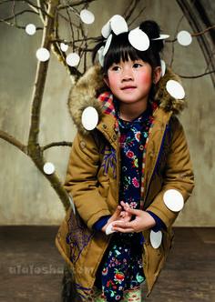ALALOSHA: VOGUE ENFANTS: Oilily Children's Wear FW 2014