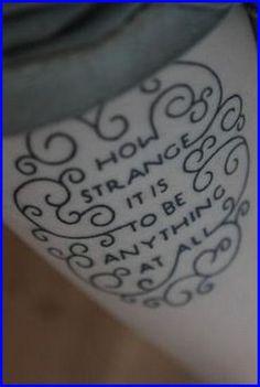 alice in wonderland tattoo designs