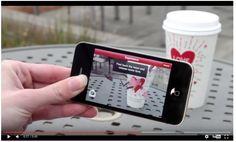 VR Starbucks Valentine's Day Cup
