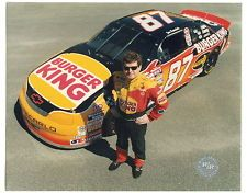 VINTAGE JOE NEMECHEK & #87 BURGER KING CHEVY MONTE