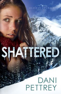 SHATTERED   This book cover is catchy and evokes emotion. Love it! I really liked the book too!
