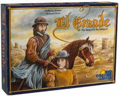 Amazon.com: El Grande Decennial Edition: Toys & Games