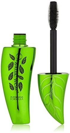 low priced 0743f e953e Physicians Formula Organic Wear 100% Natural Lash Boosting Mascara   The  Gift of Beauty   Pinterest   Makeup, Mascara and Beauty