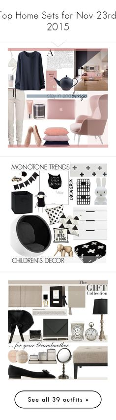 """""""Top Home Sets for Nov 23rd, 2015"""" by polyvore ❤ liked on Polyvore featuring Molton Brown, Hanky Panky, Christian Dior, Sirocco, H&M, Alison Appleton, Uniqlo, Porselli, PENHALIGON'S and WhatToWear"""
