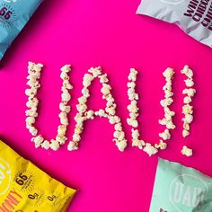 Un snack delicioso y saludable!🤤 Cuidarte no tiene porqué ser aburrido🤪 Disfruta del popcorn UAU! A cualquier hora del día!. . 📸 by @nubenueve.co Snack, Pop, Instagram, Healthy, Popular, Pop Music