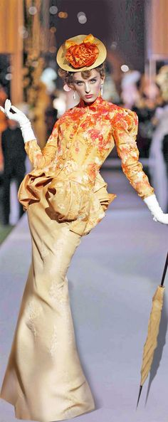 Ana Mihajlovic for Christian Dior
