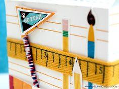 PaperVine: Back to School Teacher Treat Box (Echo Park)